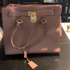 Michael Kors brand new, nude pink handbag!